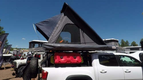 The Best Rooftop Tent at Overland Expo