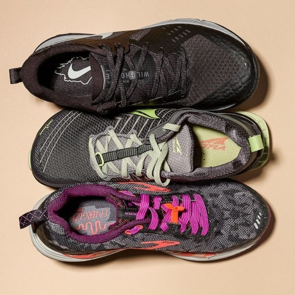 Trail-Running Shoes for Conquering the Long and Steep