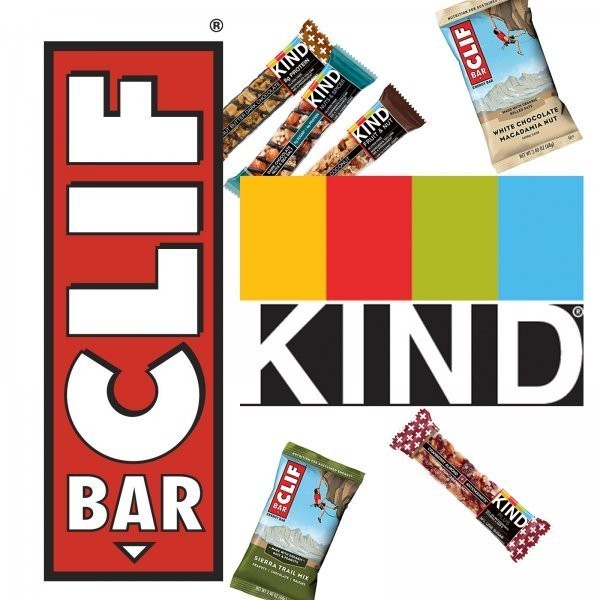 Clif Bar and Kind Are Fighting. Here's Why.