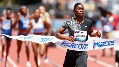 Caster Semenya Is Barred from Competing at the World Championships
