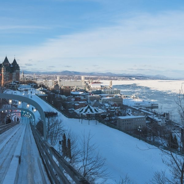 How to Spend a Winter Weekend in Québec City