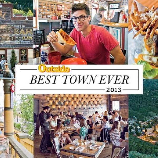 Outside's Best Towns 2013