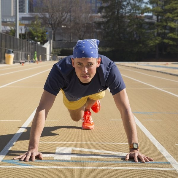 How Our Totally Average Runner Broke the Sub-Five-Minute Mile
