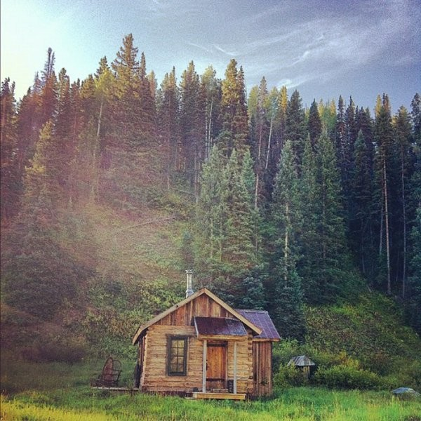 25 Tiny Cabins We Long For