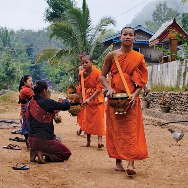 Luang Prabang: The Perfect Place