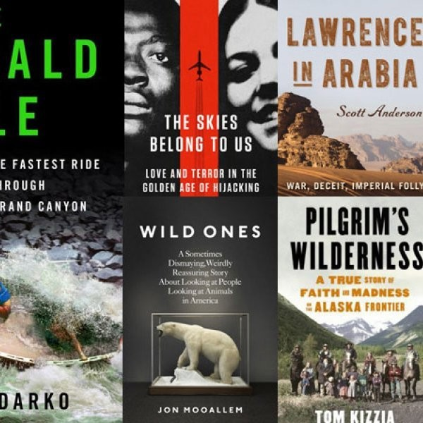 The Best Adventure Books of 2013