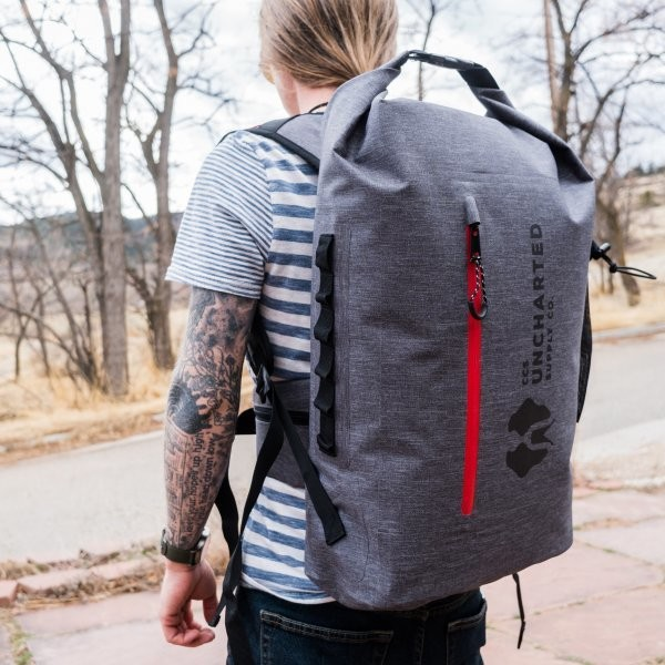 This $350 Backpack Will Keep You Alive