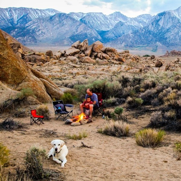 7 Campsites You'll Have Entirely to Yourself