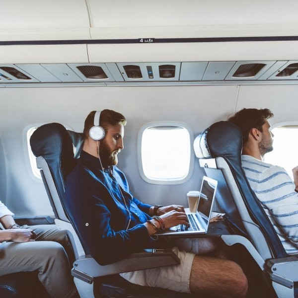 10 Tools for Getting Work Done on Long Plane Rides