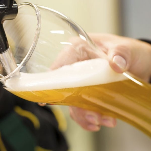 The Perfect Beer Foam