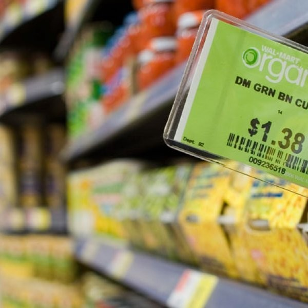 Walmart's Organic Takeover