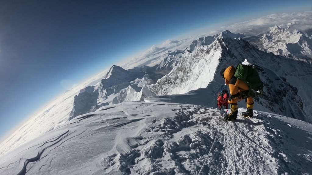 Everest Summits May Become Easier Due to Climate Change