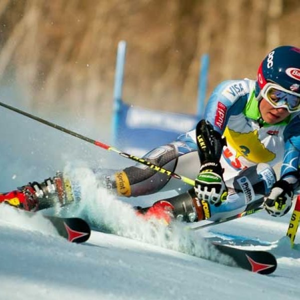 Mikaela Shiffrin's Date with Olympic Destiny