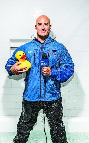 Jim Cantore: The Franchise