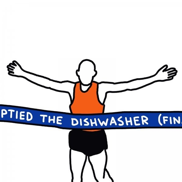 Things I Did That Took Longer than Kipchoge's Marathon