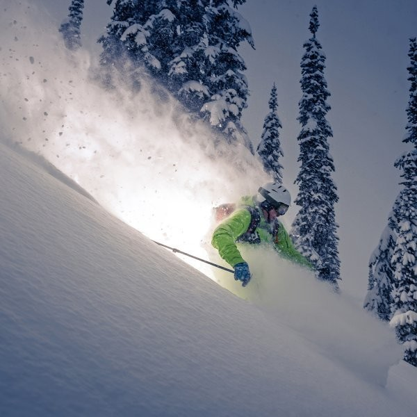 The 11 Unspoken Rules of Powder Skiing