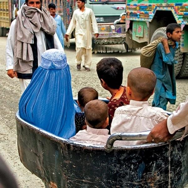 Landays: Cries of the Pashtun Women