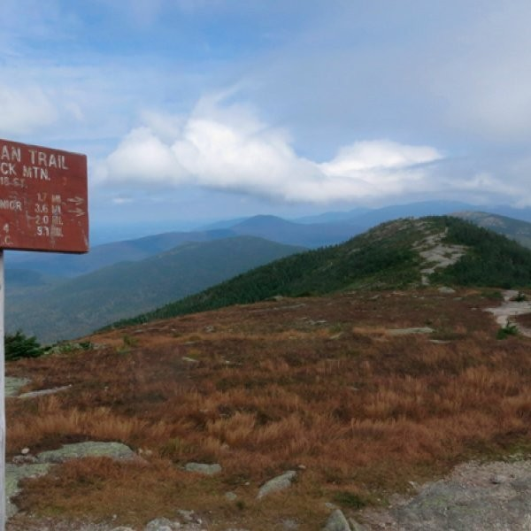 What are the Best Section-hikes in the New England Portion of the Appalachian Trail?