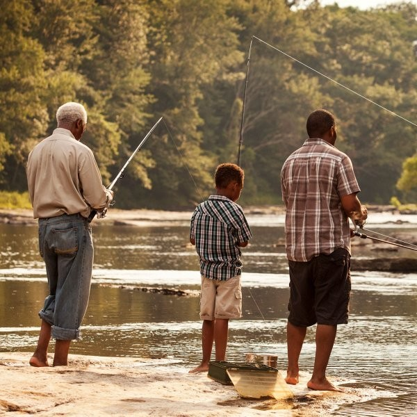 The Absolute Beginner's Guide to Fishing