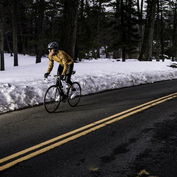 Gear to Make Winter Road Biking Actually Fun