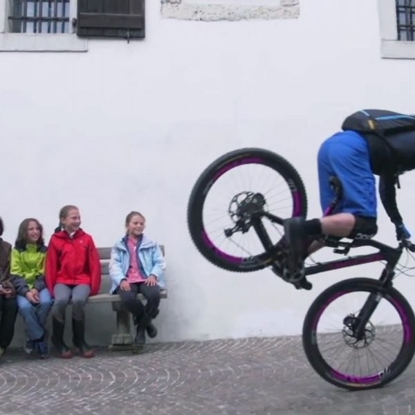 Danny MacAskill Drops New Video