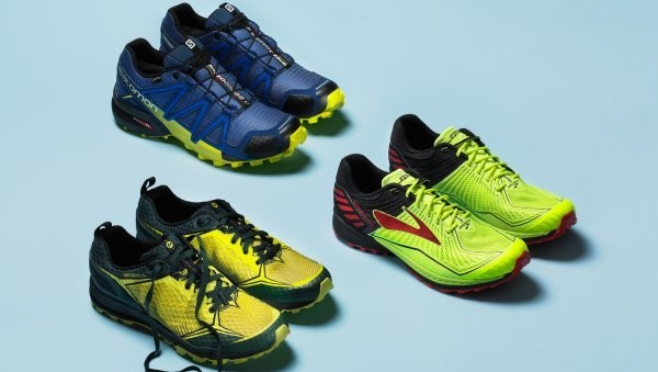 The Best Trail Running Shoes of 2017