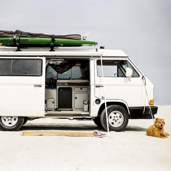 The Purpose-Driven Van