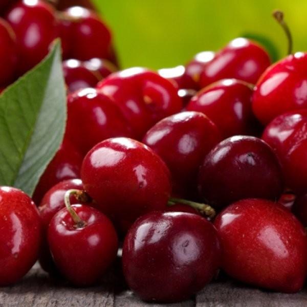 Fruit Fuel: Cherries