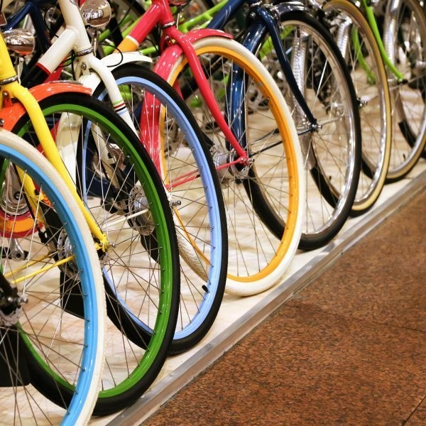 In Defense of the Department Store Bike