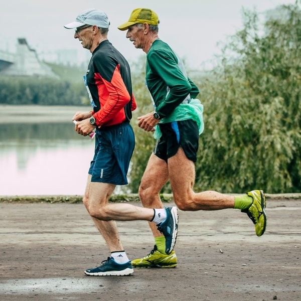How to Set Running Goals as You Age