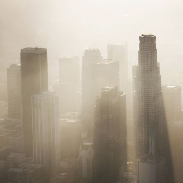 China's Pollution Taints U.S. Air