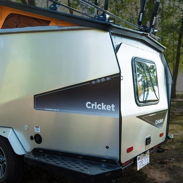 Taxa Outdoors Cricket Trek Trailer