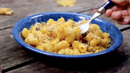 Pumpkin Mac and Cheese Recipe