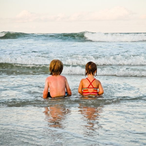 How to Keep Kids Safe on the Beach and in the Ocean