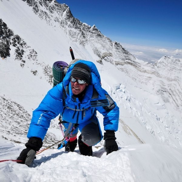 What Ed Viesturs Is Reading Right Now
