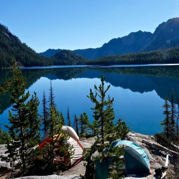 Five Excellent National Park Campgrounds