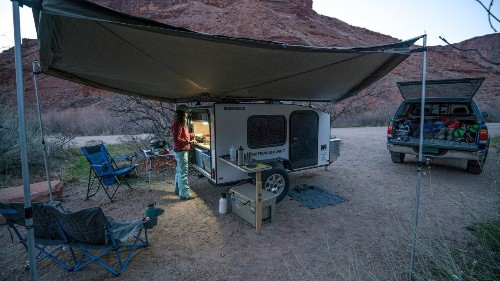 Tested: The World's Most Affordable Teardrop Trailer