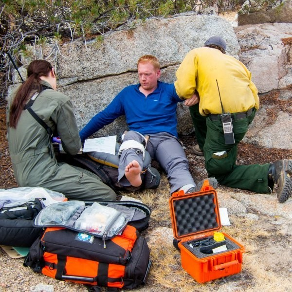A Crash Course in Wilderness Medical Training