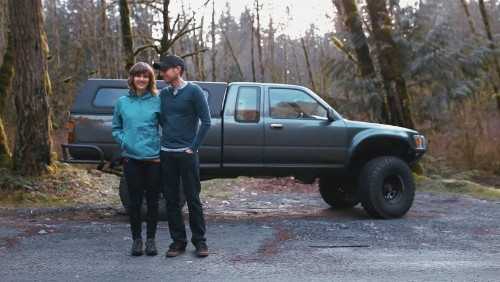 This Couple Travels the World in a Toyota Pickup