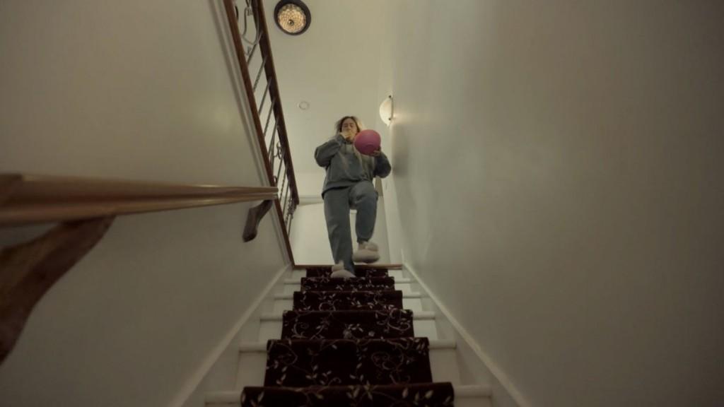 Video: The Stairway Traverse Is Katie Burrell's Biggest Nightmare