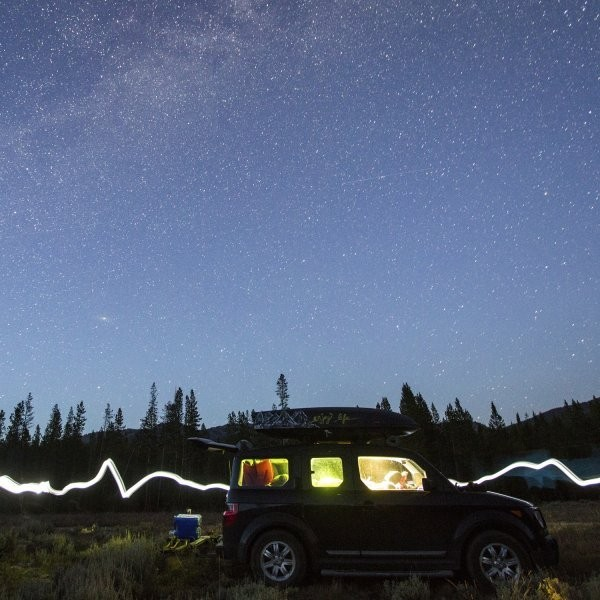 What's the Best Car-Camping Gear for $40 or Less?