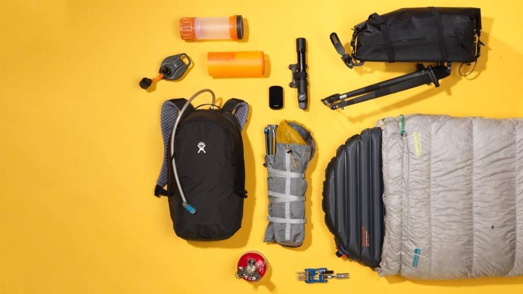 Bikepacking Essentials to Get You Way, Way Out There