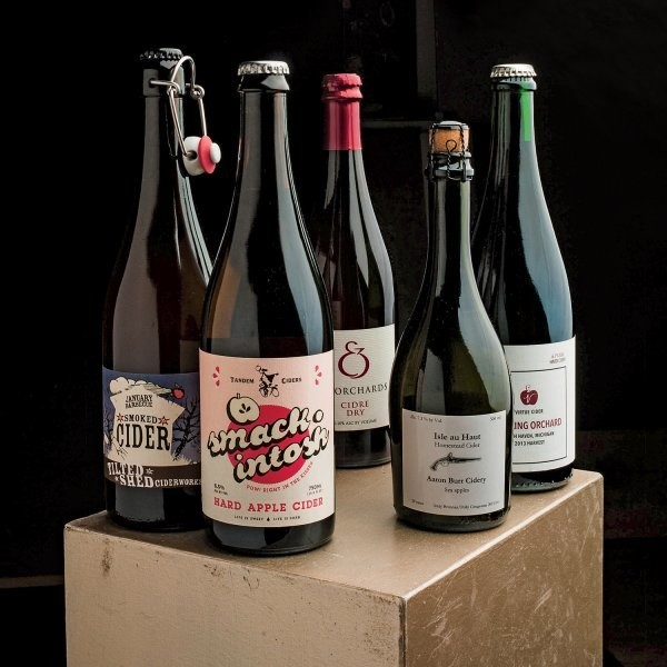 The Craft Cider Renaissance Is Upon Us