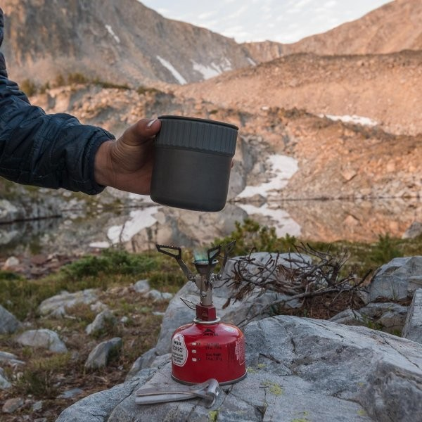 MSR Makes the Best Backpacking Cook System