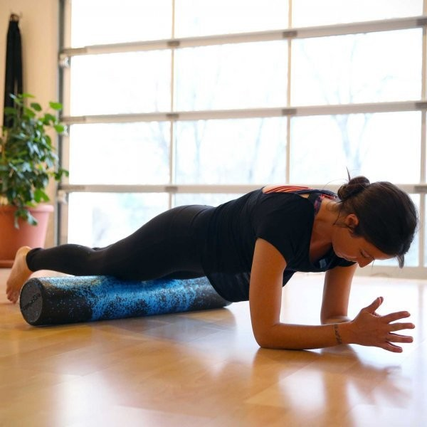 Get the Most Out of Your Foam Roller with These 8 Moves