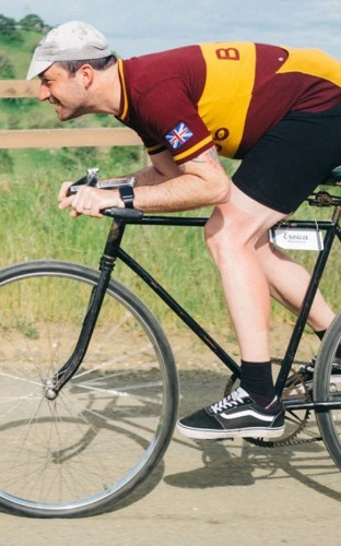 Riding 100 Miles* on a 102-Year-Old Bike