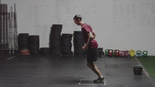 Mike Wolfe 4 Square Drill
