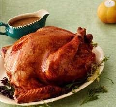 Discover roast turkey