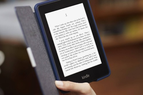 """""""买书如山倒""""的Kindle用户,如愿得了""""读书如抽丝""""的病-PingWest 品玩"""