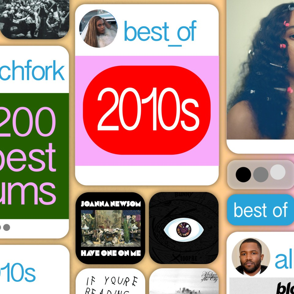 Best of the 2010s - cover